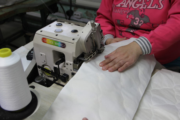 Производство и продажа анатомических матрасов Унисон